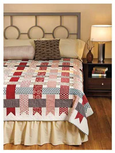 Fat Quarter Quilt Patterns - Weave It To Me | Quilts / Patchwork ...