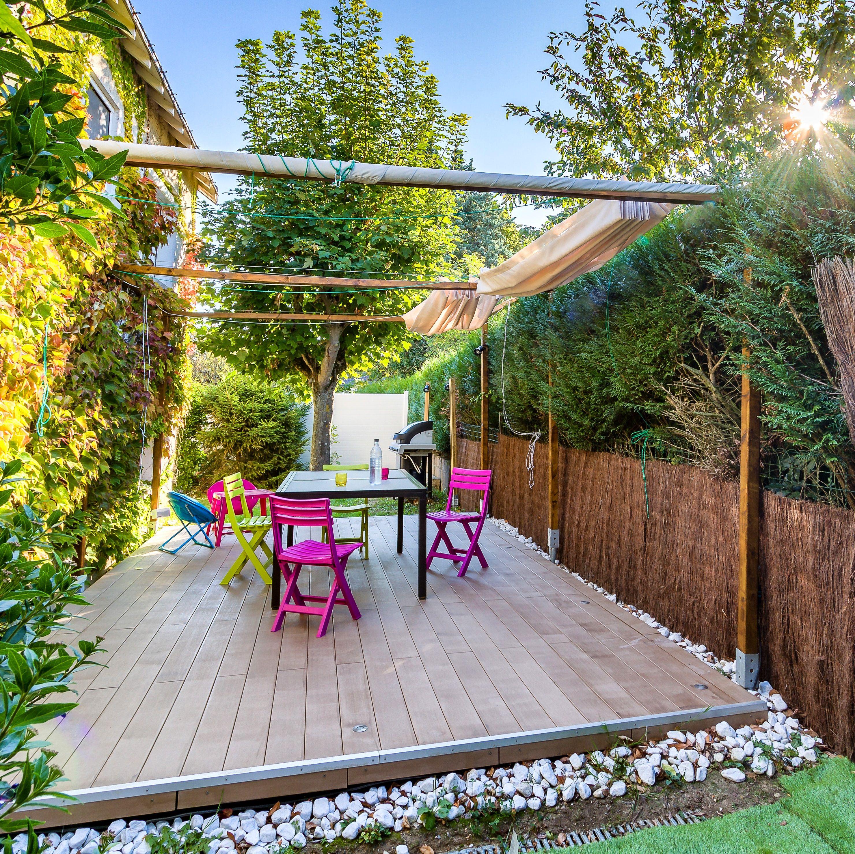 D couvrez la terrasse en bois d 39 emmanuel rochecorbon for Decorer une terrasse en bois