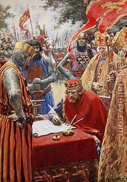 Magna Carta   Magna carta and Angevin empire