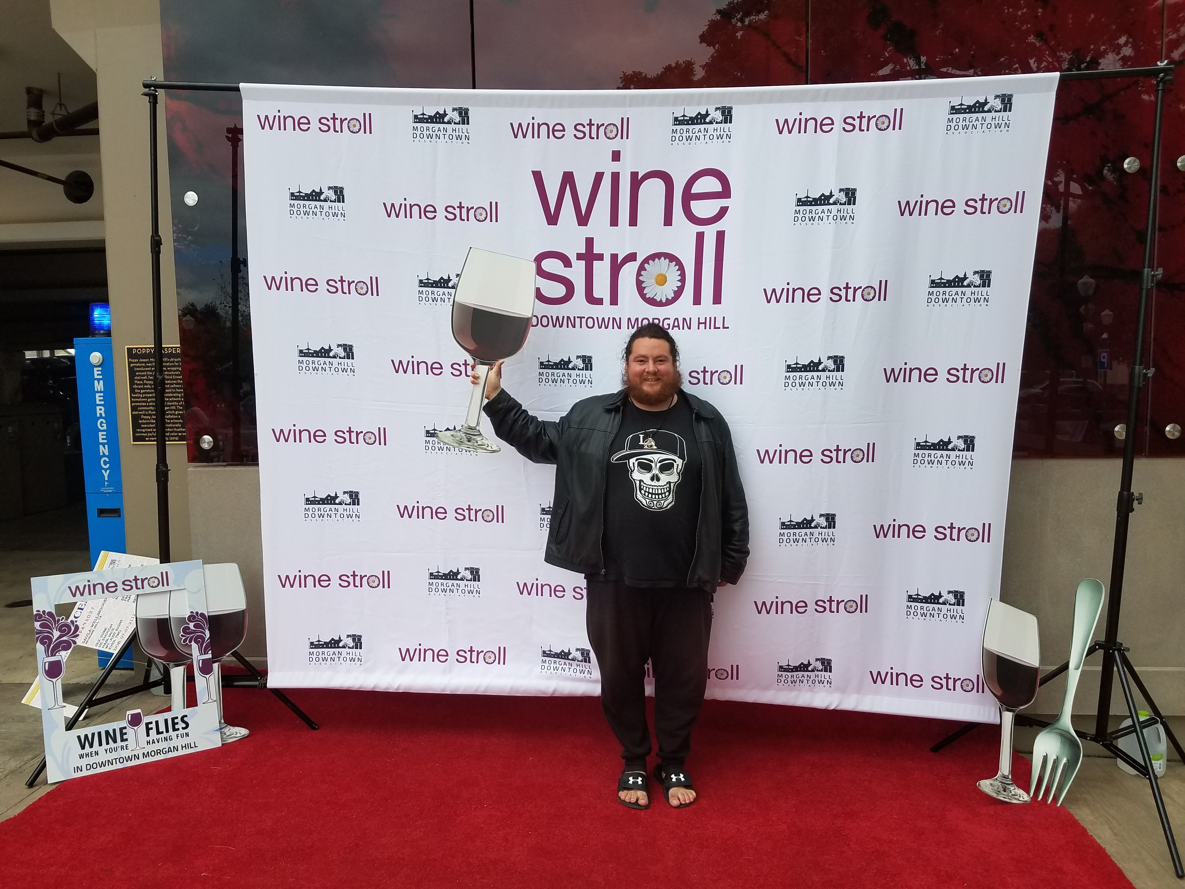 Famous Celebrity Joseph Carrillo on the Red Carpet ...