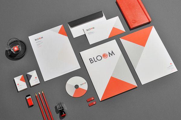 25 Fantastic Examples Of Branding Graphic Design Branding Brand Identity Design Branding Design
