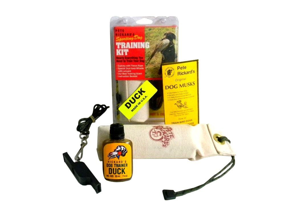 Pete Rickard S Puppy Training Duck Scent Kit Read More Reviews