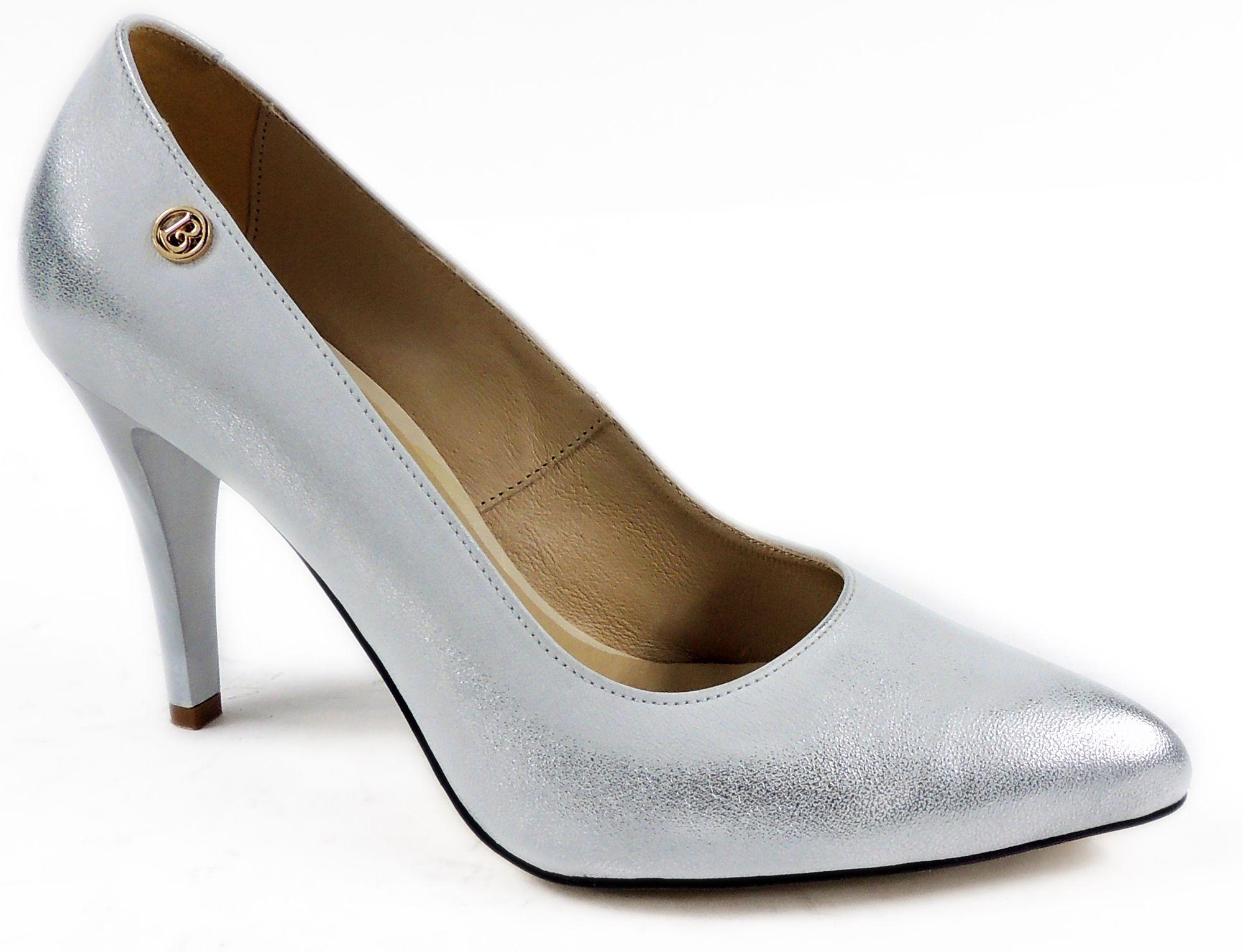 Szpilki 0230380d Wieczorowe Czolenka Heels Pumps Shoes