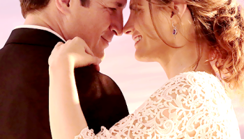 Castle 7 - ABC - Kate Beckett e Richard Castle (Stana Katic e Nathan Fillion)