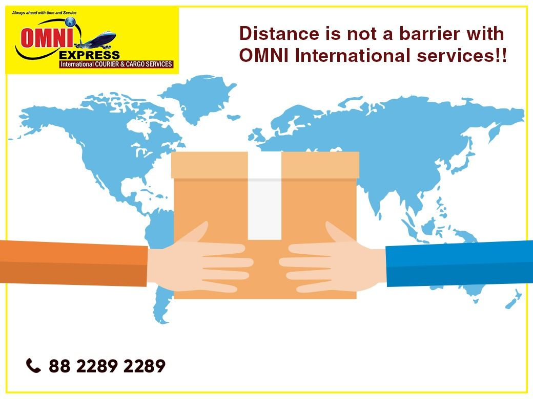 Distance is not a barrier with omni international