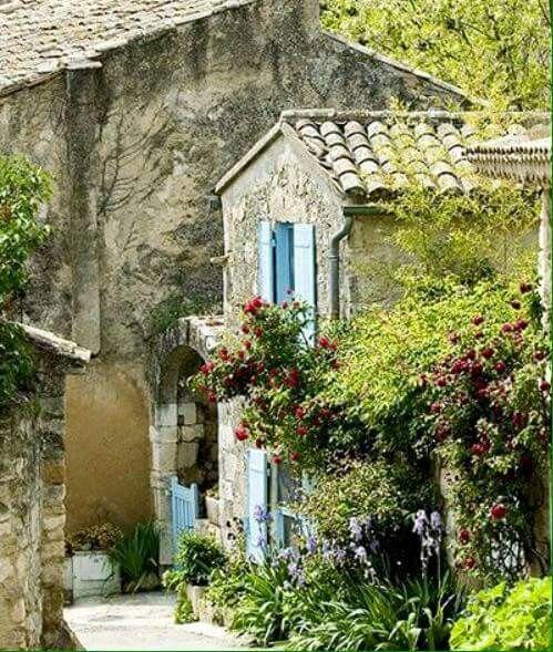 Garten Provence pin by mariangiola on shabby garden shabby