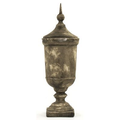 Large Decorative Urns With Lids Zentique Incfinial Decorative Urn Size Large  Products