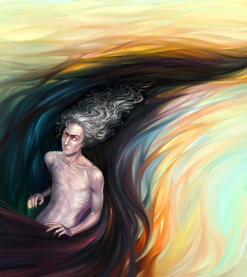 Digital painting by  Olga Erokhina
