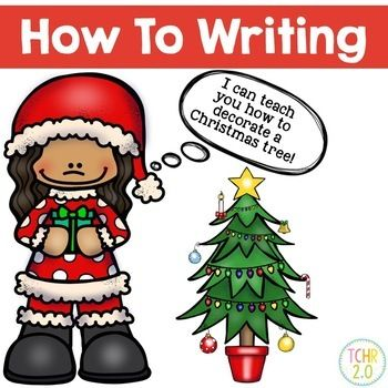 How To Write A Cover Page How To Decorate A Christmas Tree  Writing Assignments Graphic .