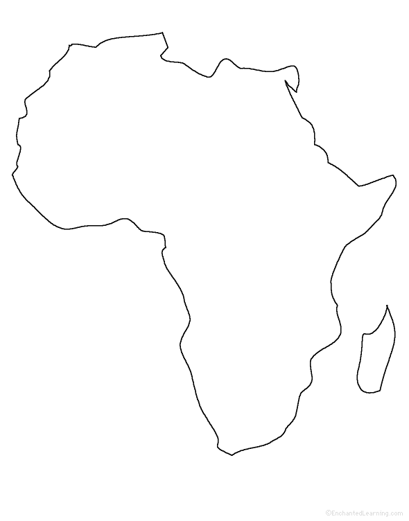 Outline Africa Map Png.Africa Map Png Jackenjuul