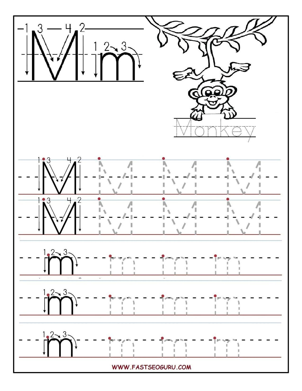 3 Worksheet Free Preschool Kindergarten Worksheets Letters