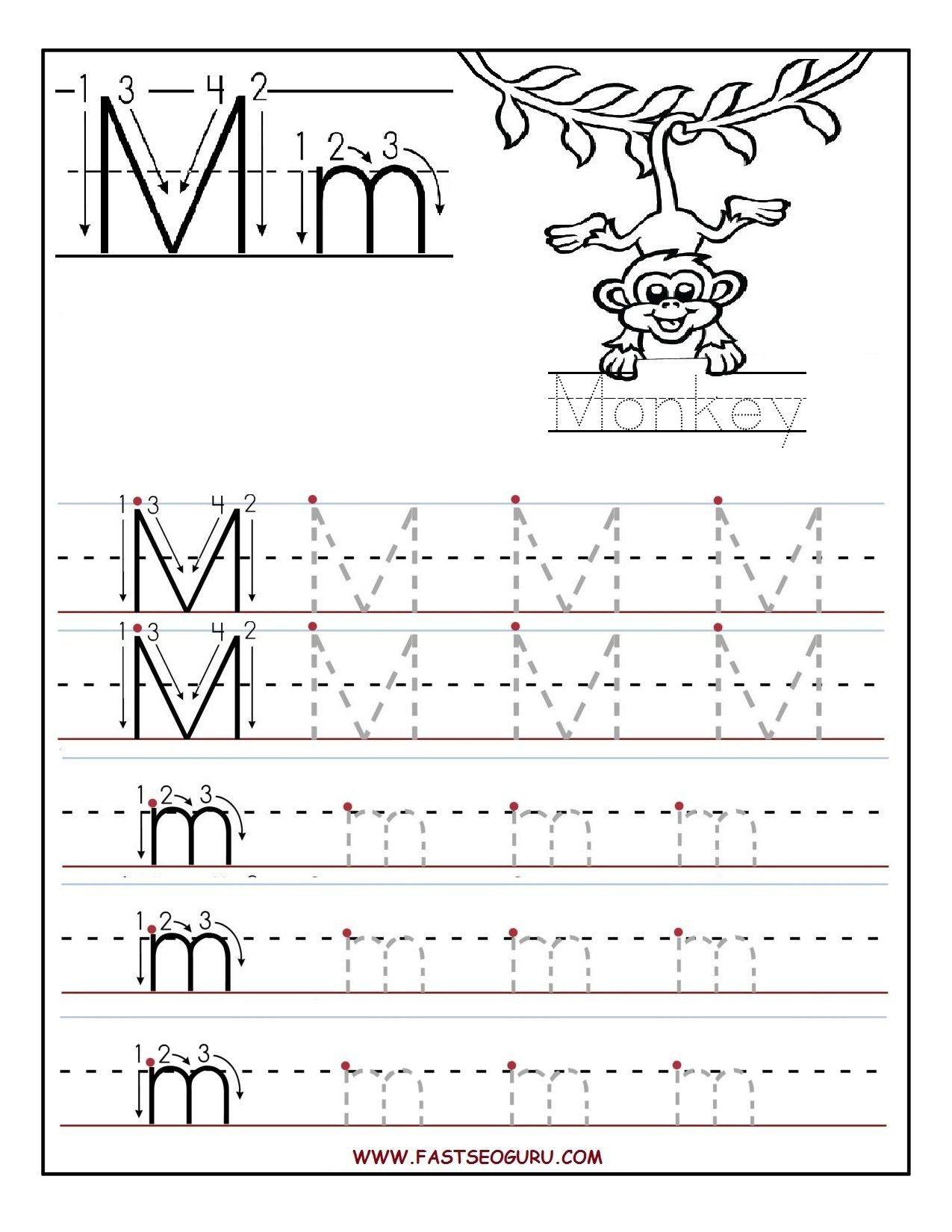 3 Worksheet Free Preschool Kindergarten Worksheets Letters