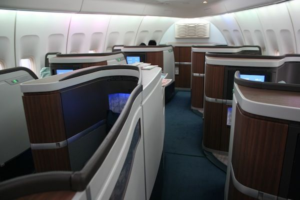 10 Best International First Class Seats For Award Travel First Class Seats Flying First Class Plane Seats