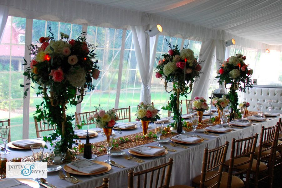 PartySavvy Is The Premier Event Rental Provider In Pittsburgh PA Great Selection Of Wedding