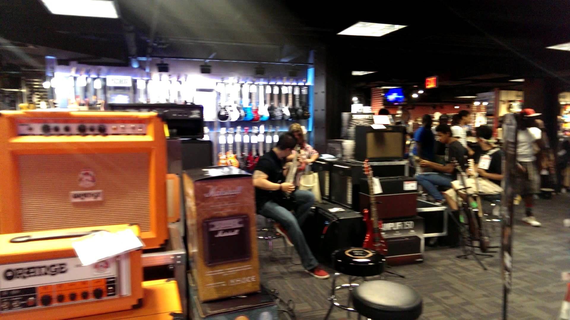 Guitar center videos