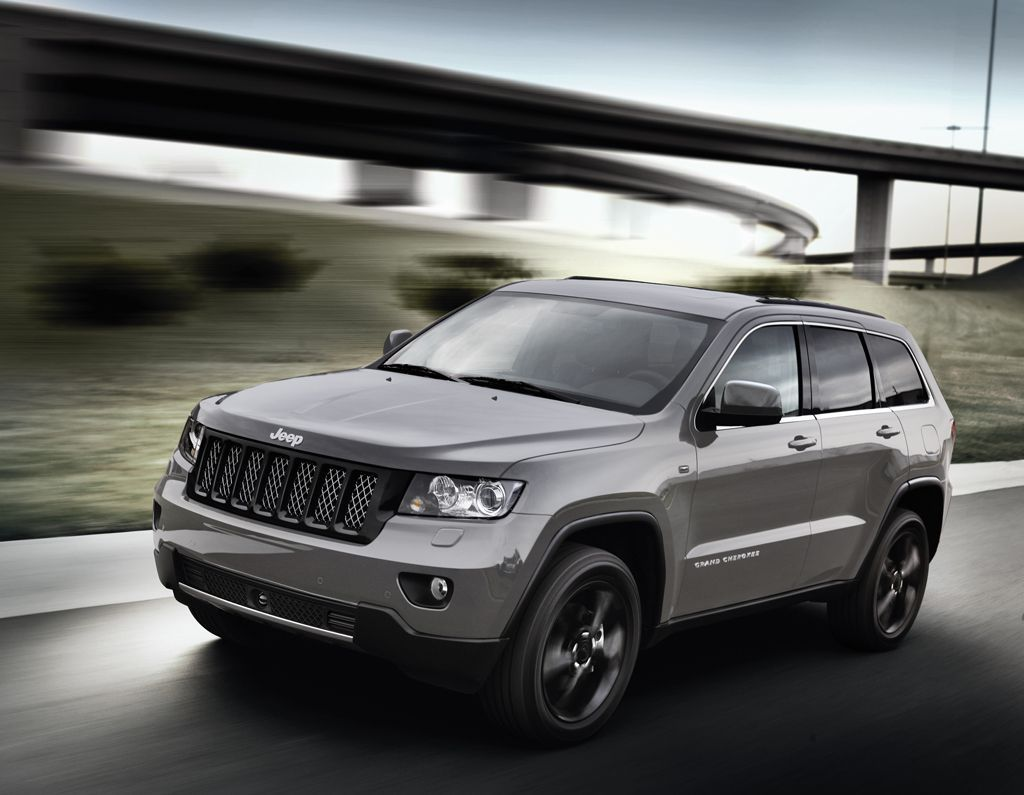 Jeep Grand Cherokee S Limited. May not be able to get this