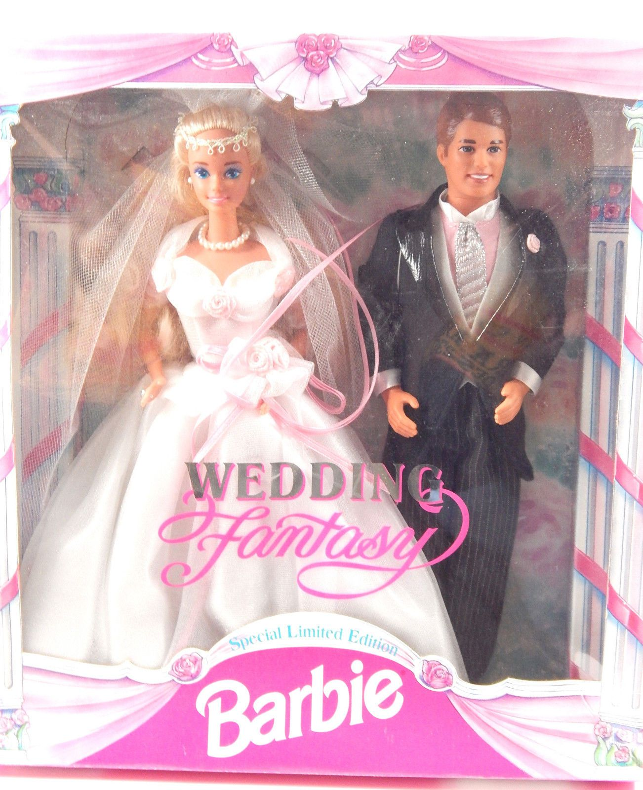Barbie and Ken Wedding Set Toys & Games