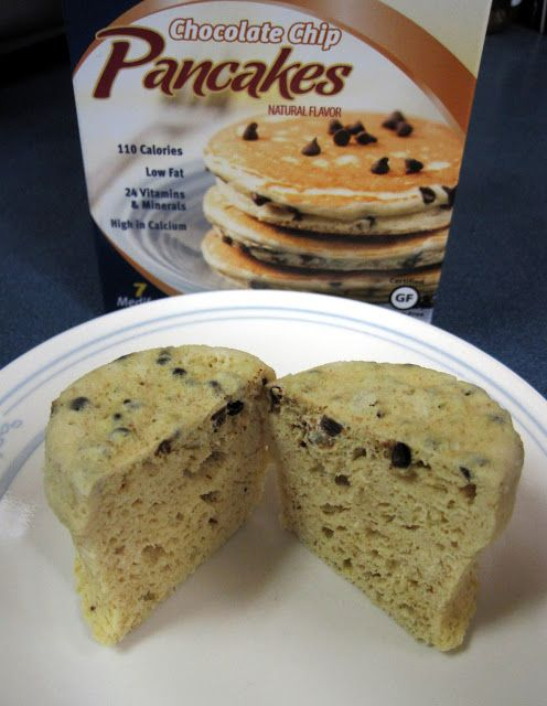 Medifast Chocolate Chip Pancakes As A Mug In