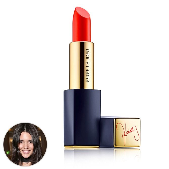 Lipsticks With Celebrity Namesakes - Kendall Jenner x Estee Lauder
