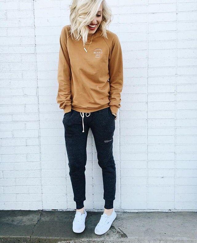 Pin by sambi on Sweat Pants | Fashion, Fall outfits, Tomboy