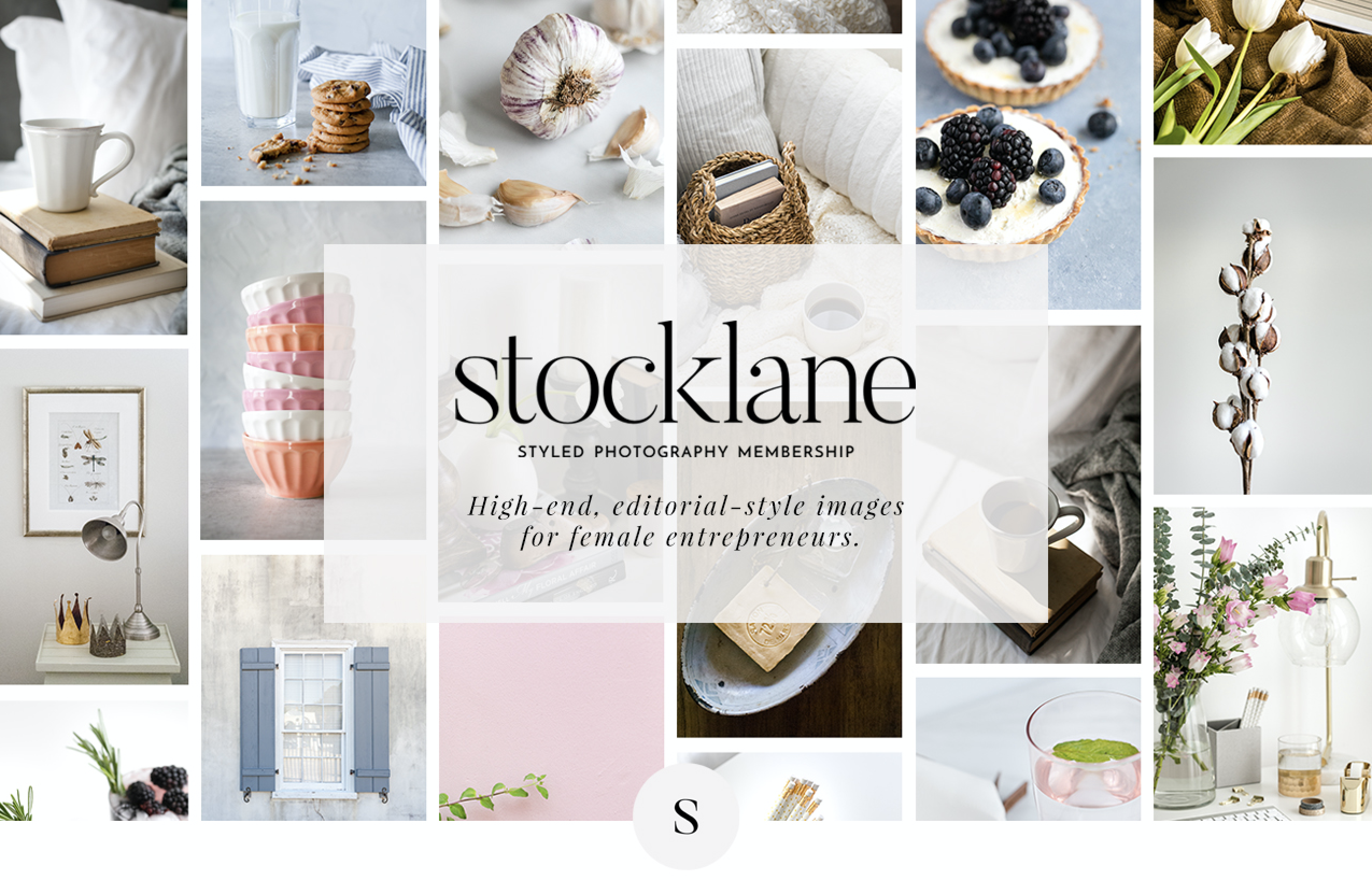 Styled Photography Membership for Female Entrepreneurs  Visit