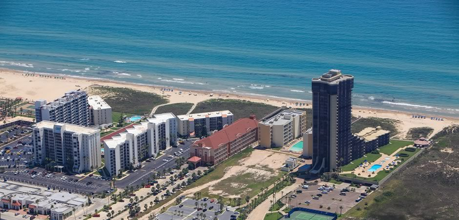 La Copa Inn South Padre Island Beach Front Resort Hotel On Booked Expedia 3 8 13 For Best Rates