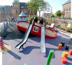 Playground by Danish design firm Monstrum #splendidsummer