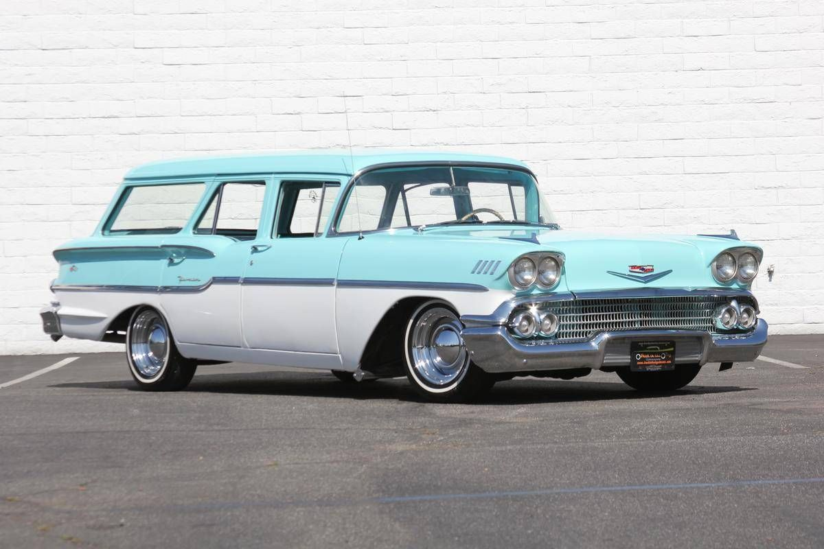 All Chevy 1958 chevy delray for sale : 1958 Chevrolet Yeoman - Image 1 of 23 | Cars and Trucks ...