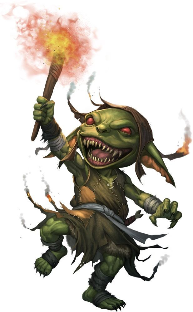 1000+ images about Fantasy - Goblin on Pinterest