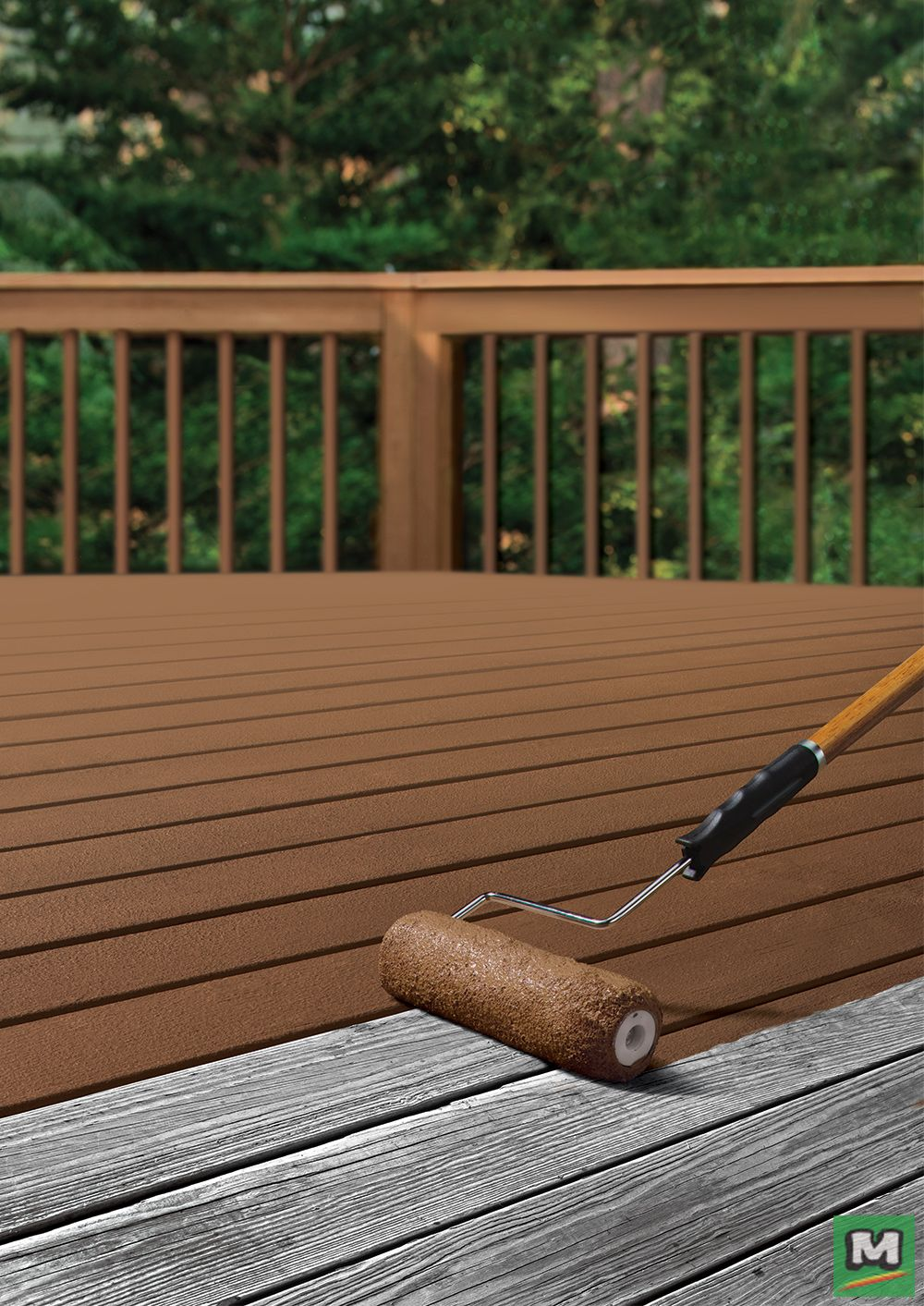 Give Your Deck New Life With Pittsburgh Paints Stains