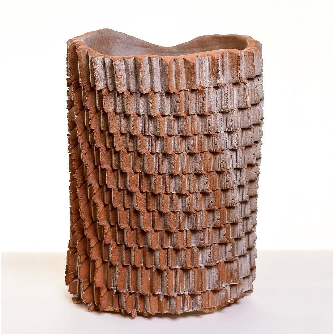 Sawguana Vase 60cm High Big Vase Xxl Design Floriswubben
