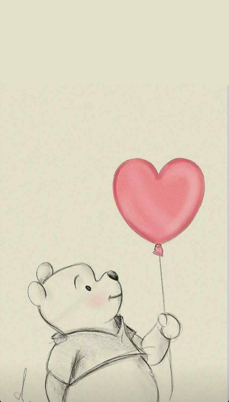 Winnie the pooh  wallpaper by cristinapg2912 - 7f - Free on ZEDGE™