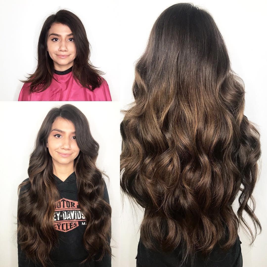 Mermaid Hair By Katie Rogers Sealebrity Extensions Specialist