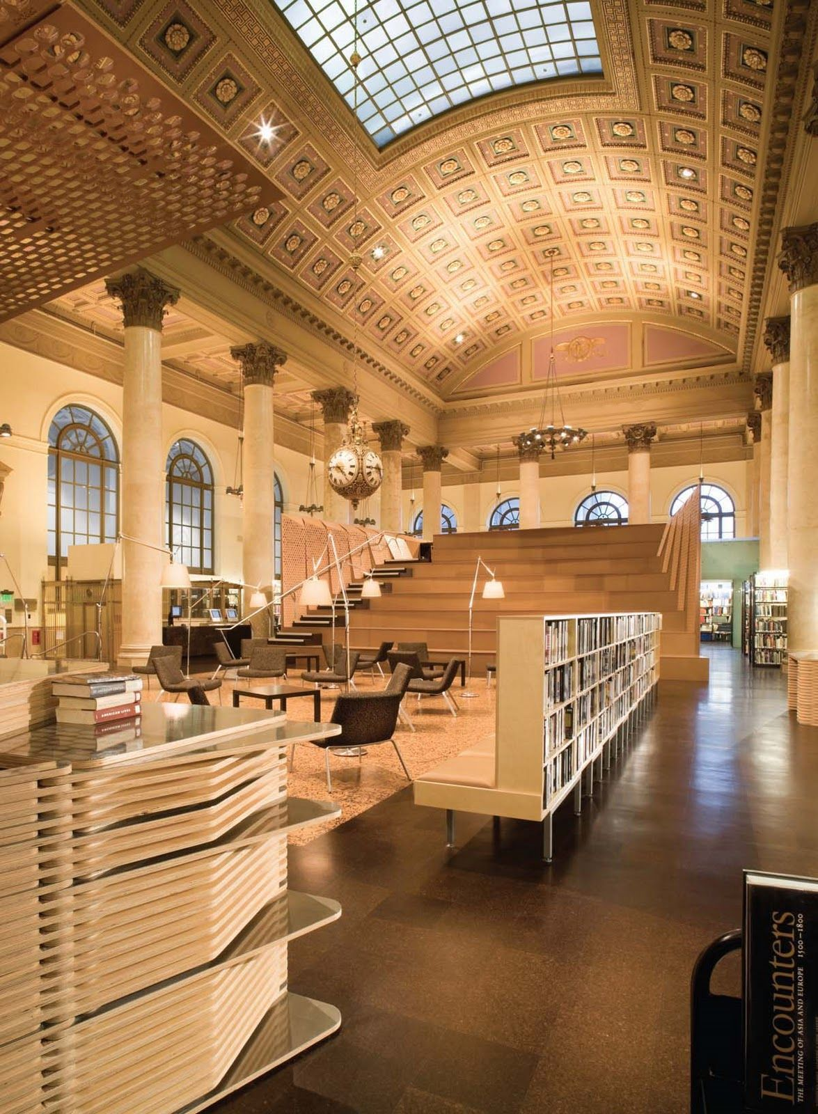 Readers Choice 20 More Beautiful College Libraries From