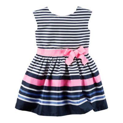 db073312 Carter's Short Sleeve Babydoll Dress - Preschool Girls - JCPenney ...
