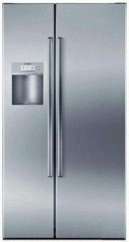 Bosch B22cs80sns 800 Series 21 7 Cu Ft Stainless Refrigerator Freezer 2999 American Style Fridge Freezer Refrigerator Side By Side Refrigerator
