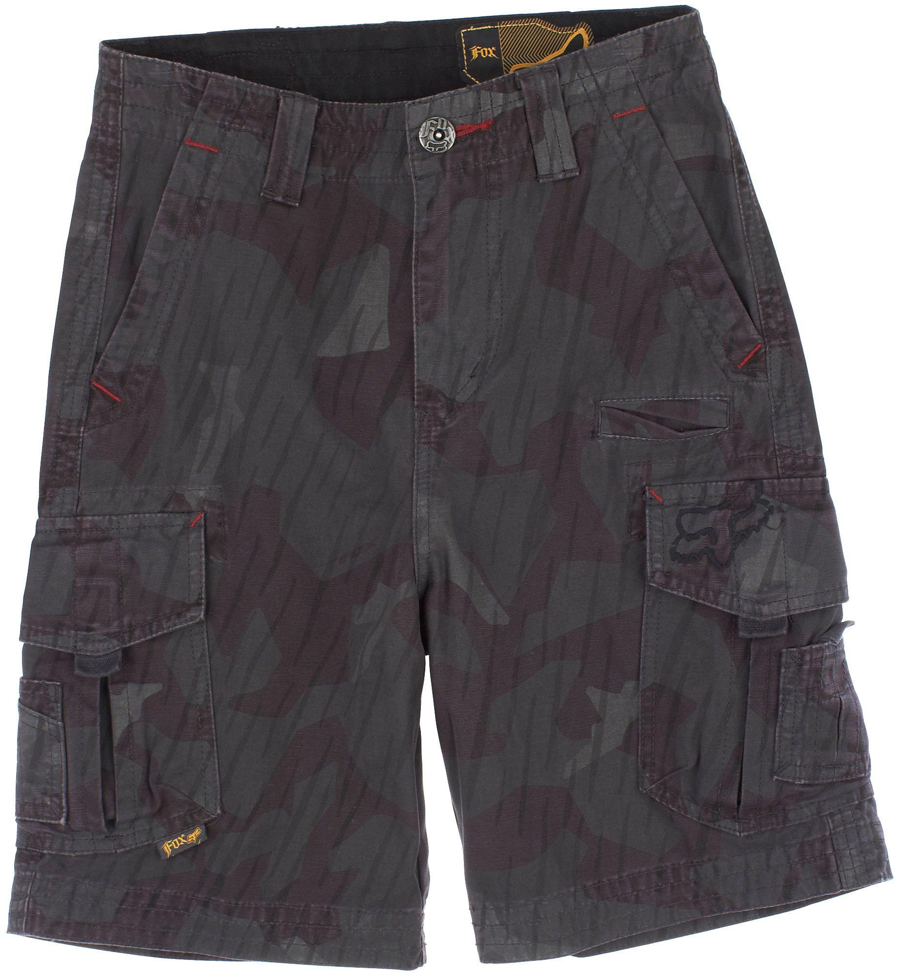 Fox racing slambozo cargo shorts for boys kids fashion