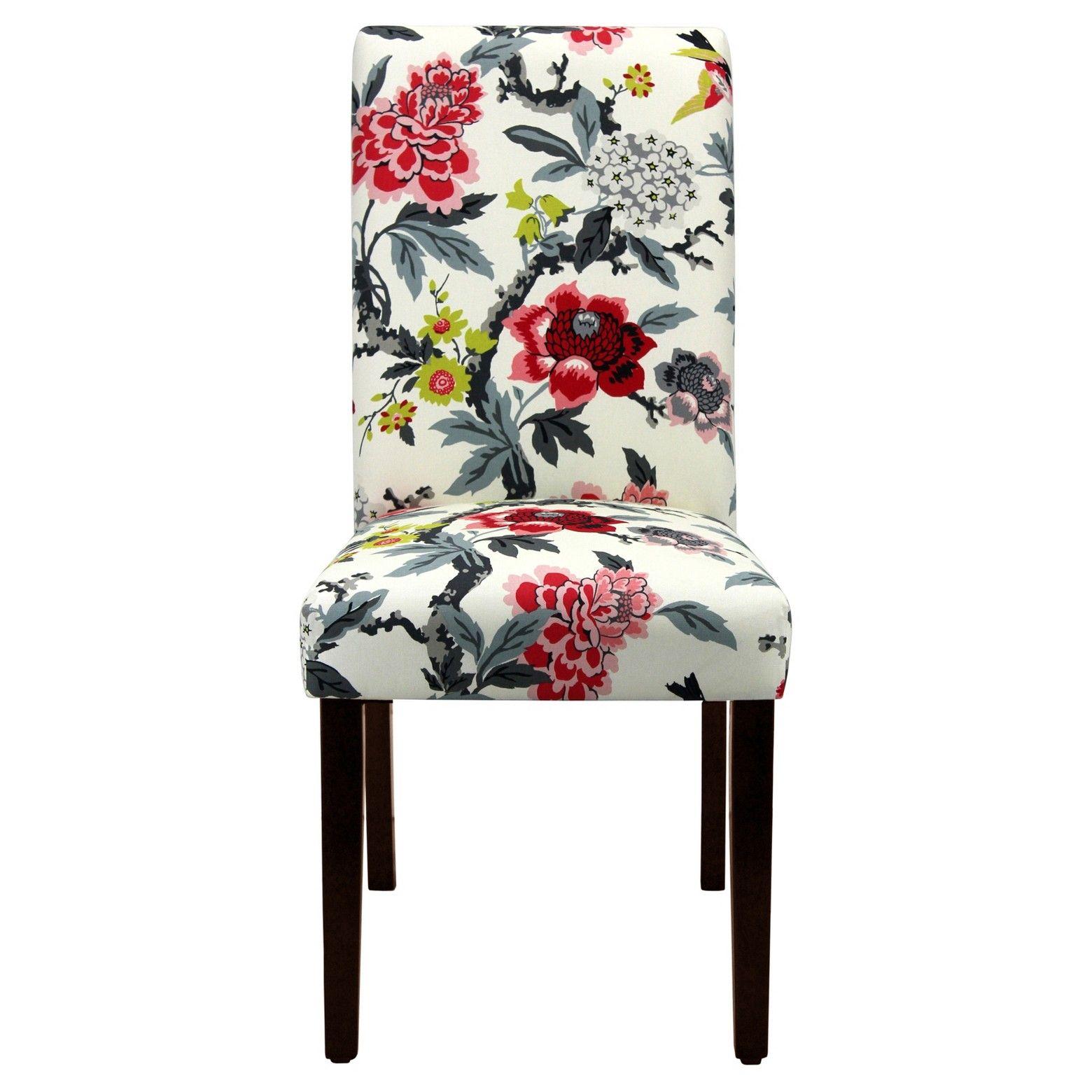 Accent Dining Chair Avington Print Threshold™ Dining