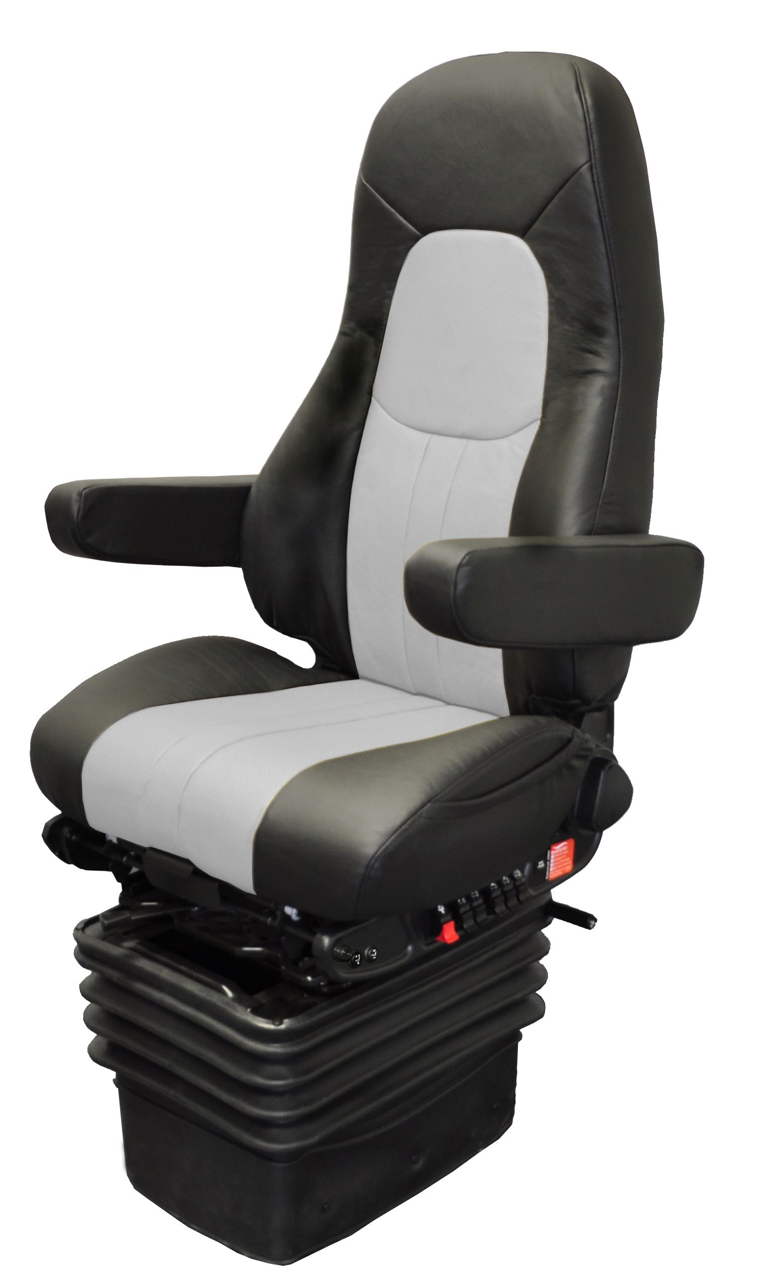 Admiral with Comfort Tek has seat ventilation system New