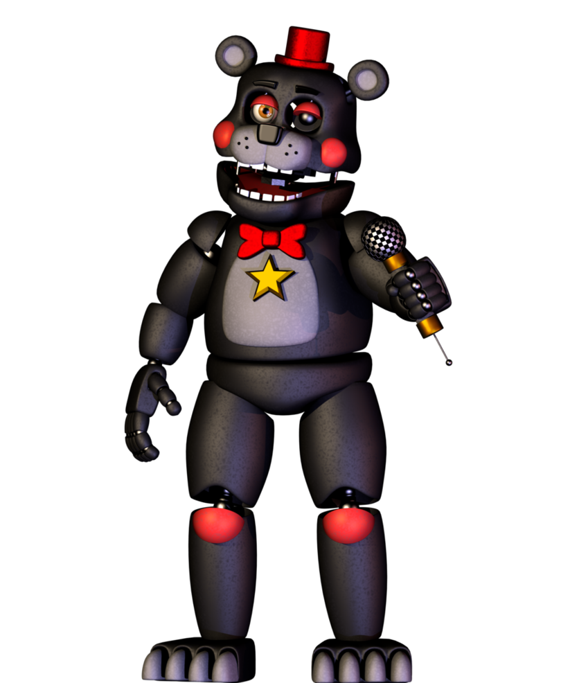 fnaf lefty animatronic full body | Lefty| FNAF 6 by SnakeyArt on