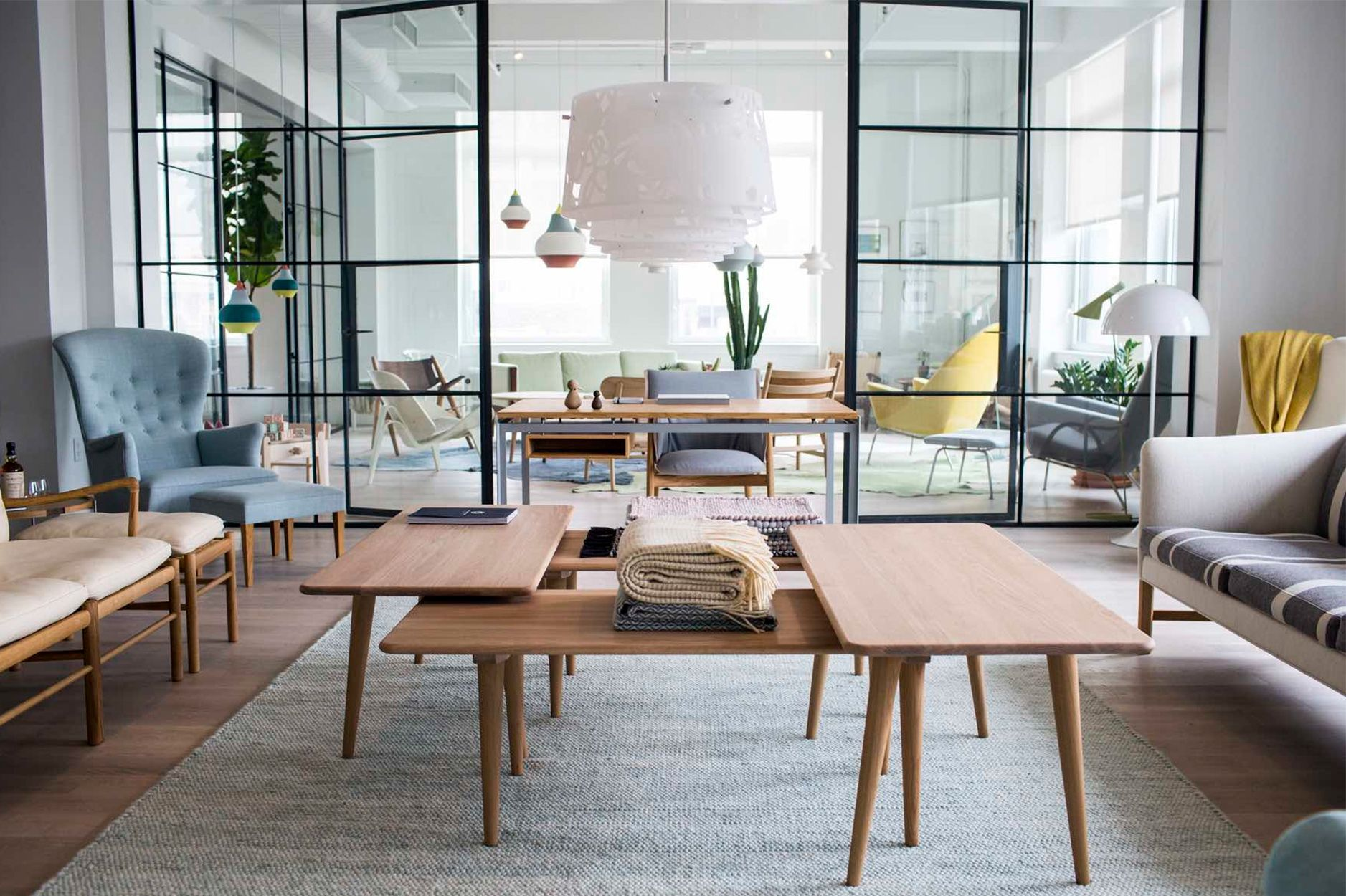 Great A Photographic Tour Of The New Carl Hansen NYC Showroom In Flatiron. Danish  FurnitureModern ...
