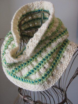 Favorite Spring Knit Cowl Pattern | Knit cowl, Patterns and Scarves