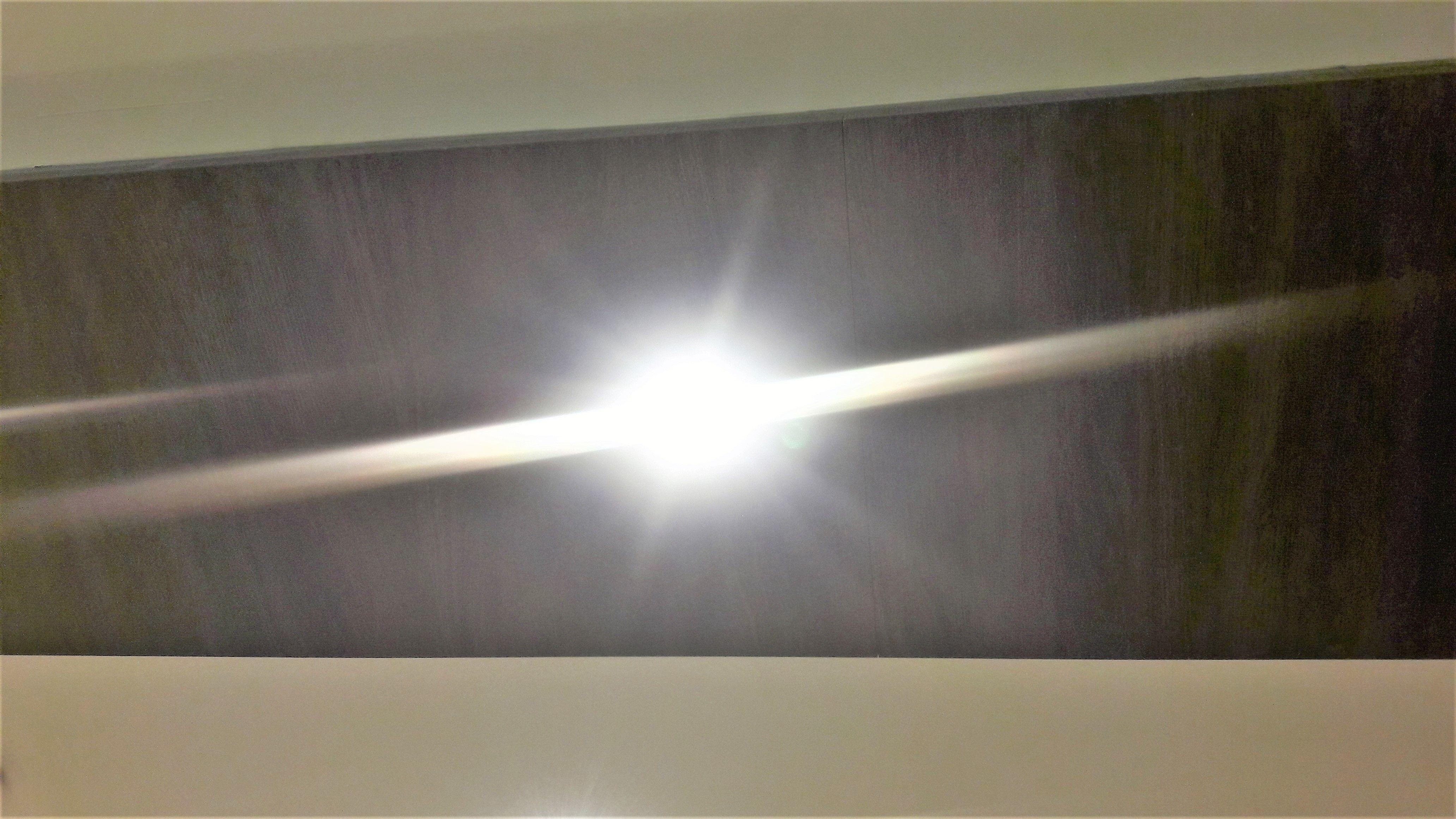 25. Recessed spotlight