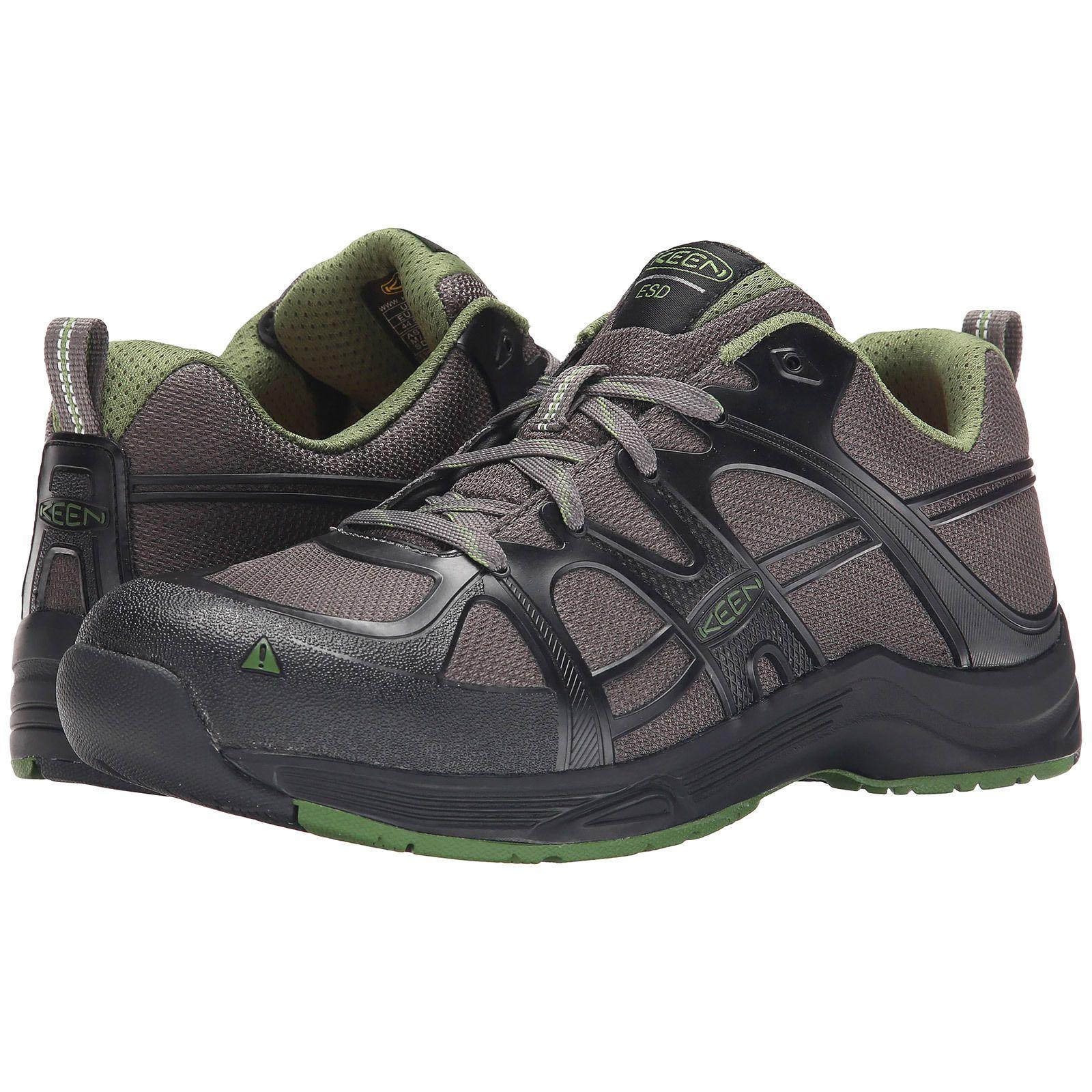 TIMBERLAND Outdoor 89113 Chaussures De Trekking Hommes Montagne Athlétique - noir, 43