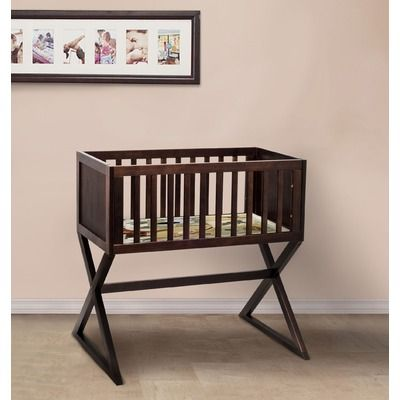 babyletto Bowery Bassinet. cute, modern and $98