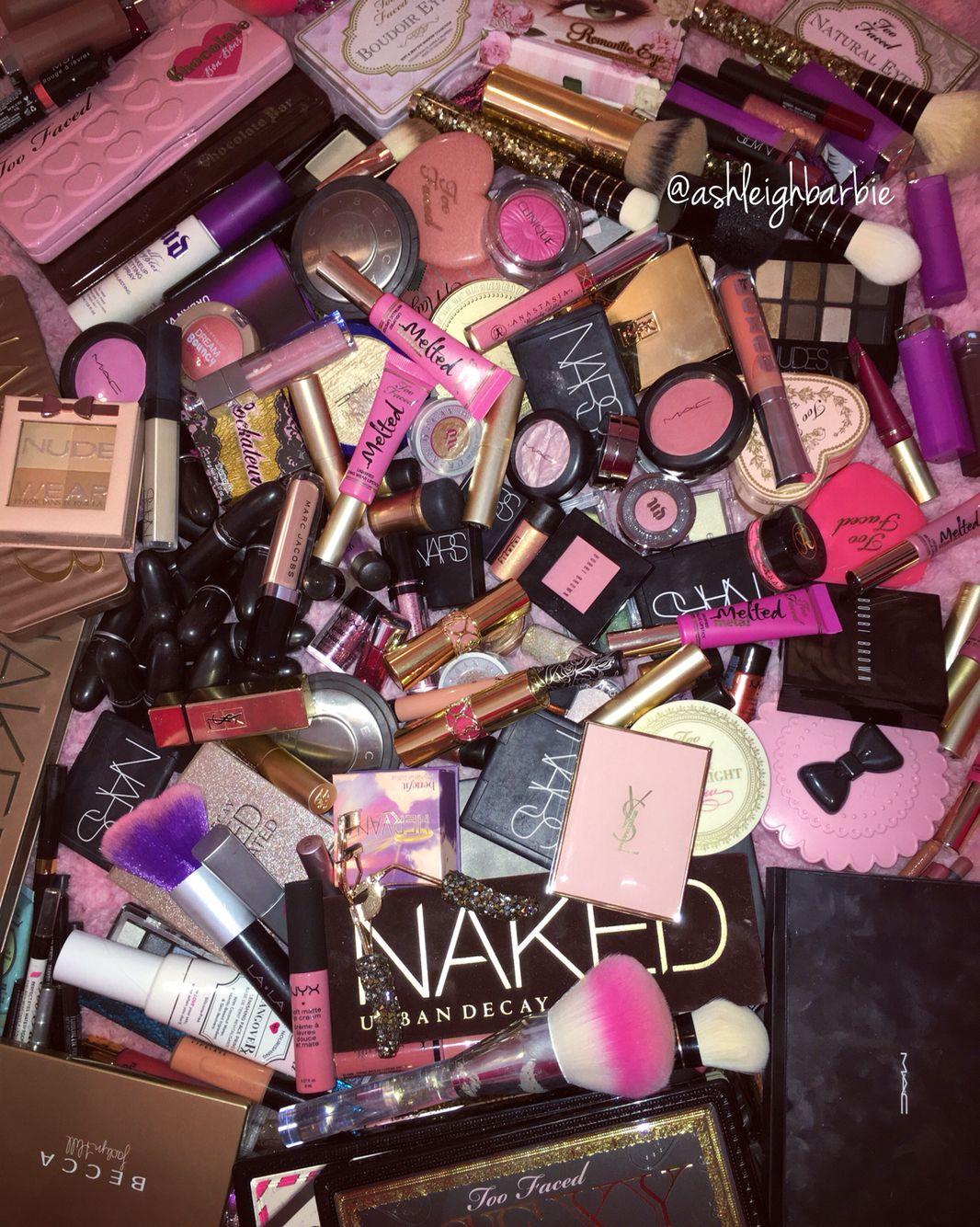 Instagram ashleighbarbie Maquillaje de kylie