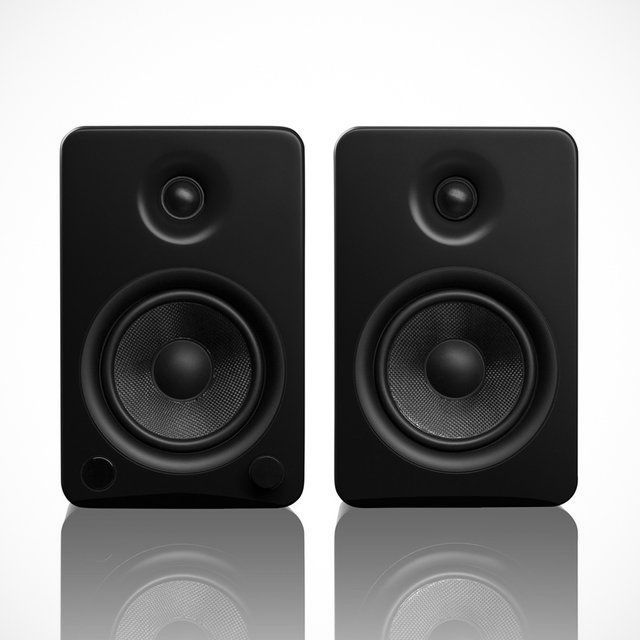 Kanto YU5 Matte Bookshelf Speakers