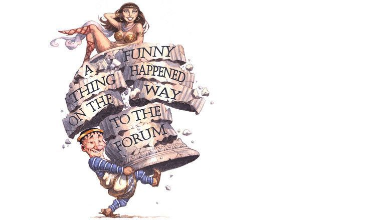 Download A Funny Thing Happened on the Way to the Forum Full-Movie Free