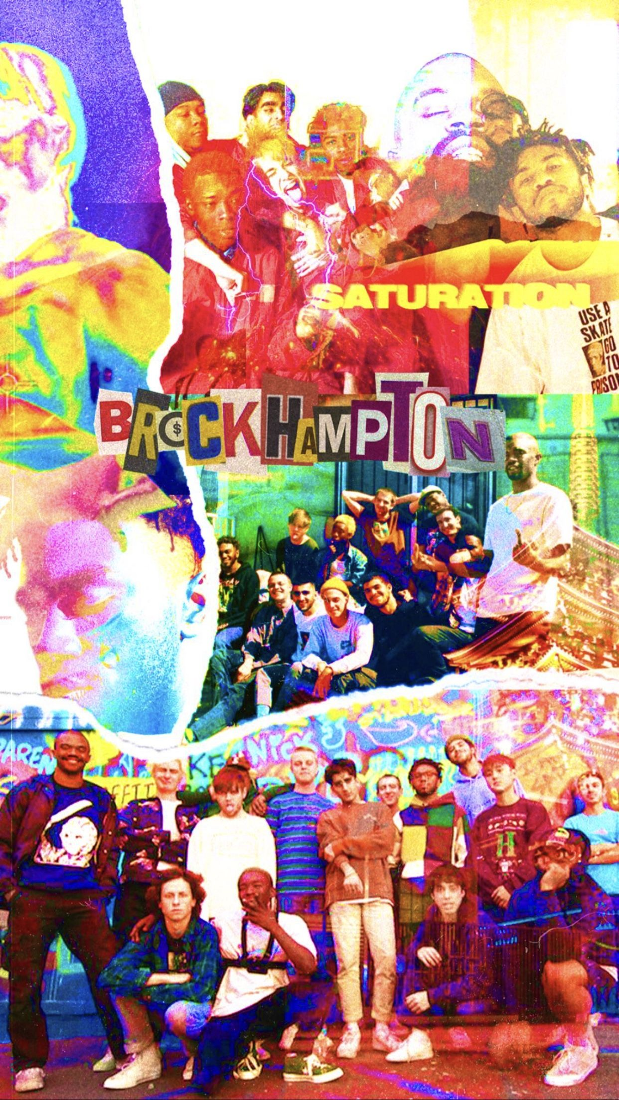 Brockhampton wallpaper