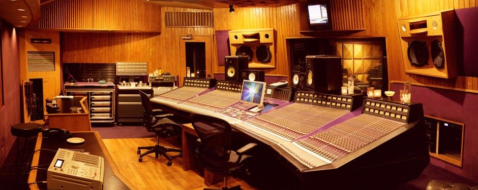 Electric Lady Studios Recording Manhattan Ny Recording